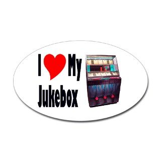 Seeburg 201 Jukebox Oval Decal by skipsdiner