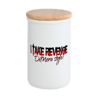 Revenge   DiMera Style Flour Container by insanitycafe