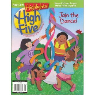 Highlights High Five, May 2008 Issue: Editors of HIGHLIGHTS HIGH FIVE Magazine: Books