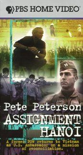 Pete Peterson Assignment Hanoi (A Former POW Returns To Vietnam As US Ambassador on a Mission of Reconciliation) [VHS] Movies & TV