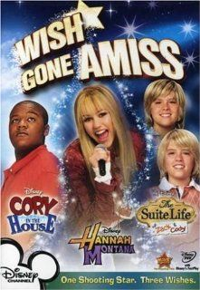 Wish Gone Amiss (Cory in the House / Hannah Montana / The Suite Life of Zack and Cody): Miley Cyrus, Kyle Massey, Cole Sprouse, Dylan Sprouse: Movies & TV