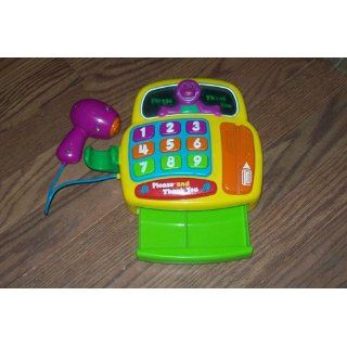 Barney PLEASE & THANK YOU CASH REGISTER: Toys & Games