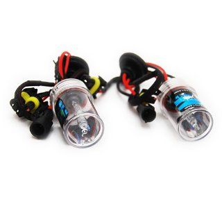 DEDC New 1 pair 35w H11 5000K HID Xenon Lights Replacement Bulbs HID lights Automotive