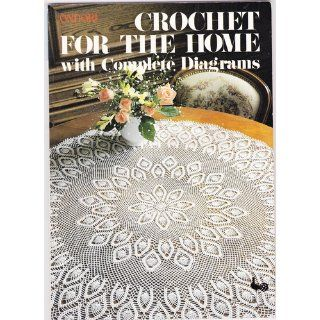Ondori Crochet for the Home: With Complete Diagrams: 9780870404955: Books