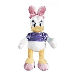 "Disney Daisy Duck 18"" Plush Disney Store Exclusive: Toys & Games"