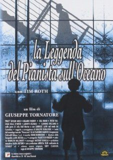 The Legend of 1900 ( La Leggenda del pianista sull'oceano ) ( The Legend of the Pianist on the Ocean (The Legend of Nineteen Hundred) ) [ NON USA FORMAT, PAL, Reg.2 Import   Italy ]: Tim Roth, Pruitt Taylor Vince, Peter Vaughan, Gabriele Lavia, M�lanie