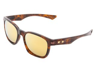 Oakley Garage Rock Brown Tort W 24k Gold Polarized
