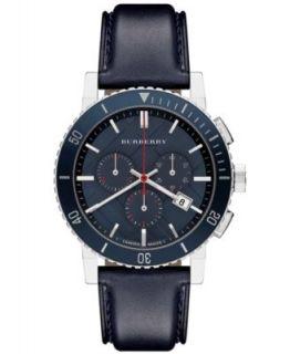 Burberry Watch, Womens Swiss Beat Check Fabric Strap 20mm BU9505   Watches   Jewelry & Watches