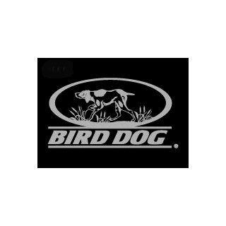 Bird Dog Upstream Images Silver Vinyl Wildlife Car Truck Window Decal Sticker Automotive
