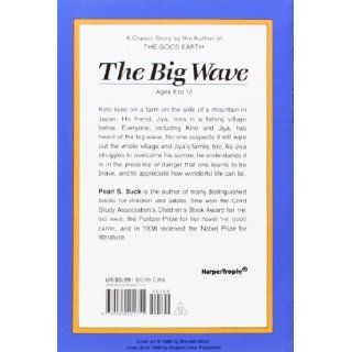 The Big Wave Pearl S. Buck 9780064401715 Books