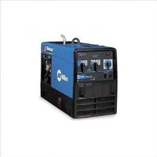 Bobcat 225 Carbon Dioxide Engine Driven Welder / Generator 210A Type: BOBCAT 225 (R) W/CSA   Tig Welding Equipment