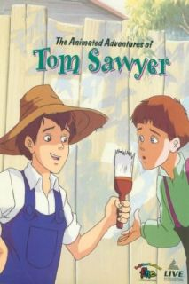 Animated Adventures of Tom Sawyer, The: Ross Malinger, Ryan Slater, Kirsten Dunst, William R. Kowalchuk:  Instant Video