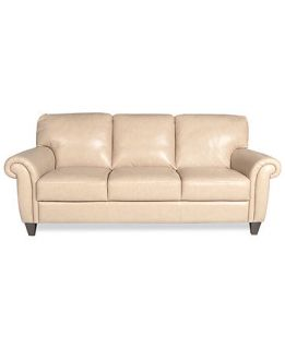 Arianna Leather Sofa   Furniture