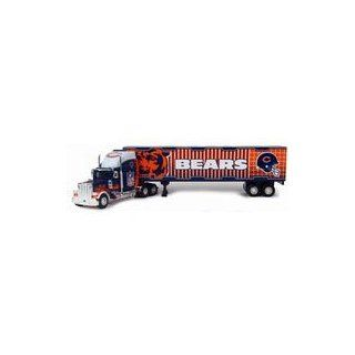 Chicago Bears 2005 NFL Limited Edition Die Cast 1:80 Tractor Trailer Semi Truck Collectible : Sports Fan Toy Vehicles : Sports & Outdoors