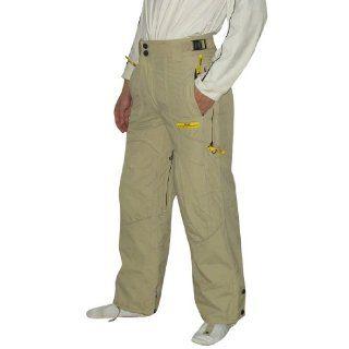 2 PIECE BONUS PACK Khaki Mens OAKLEY Waterproof Insulated Winter Ski Snowboard / Snow Pants & Adidas Toque / Hat (Size S)  Sports & Outdoors