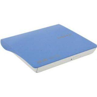 Samsung SE 208DB/TSLS Blue USB3.0 8X External Slim DVDRW / Burner with Nero # SE 208DB TSLS: Computers & Accessories