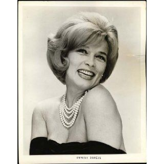 """Denise Darcel""   Actress (Original Cabaret Publicity Photo): Denise Darcel, Mary Chesrown: Books"