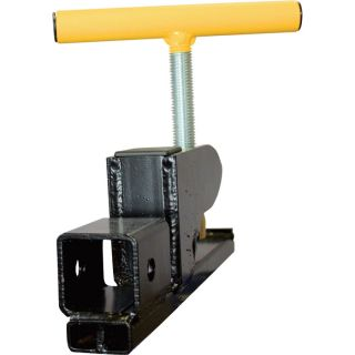 Load-Quip 2in. Class 3 Hitch Receiver Clamp, Model# 29211765  Bucket Accessories