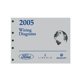 2005 Lincoln Aviator Wiring Diagram: Ford Motor Company: Books