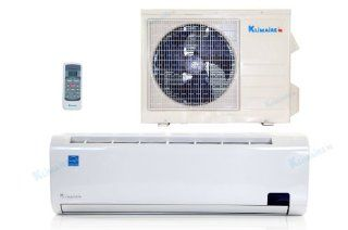 24000 BTU KLIMAIRE Inverter Ductless Mini Split Heat Pump Air Conditioner 16 SEER   Multiroom Air Conditioners