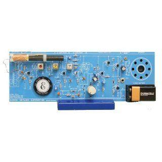 Elenco AM 550CK/CS5 Casepack of 5 AM Radio Kit (Combo IC & Transistor): Toys & Games