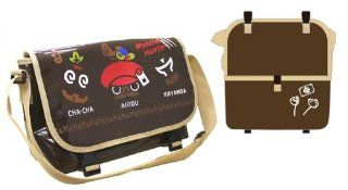 Monster Hunter Messenger bag MH 192 Brown (japan import) Toys & Games