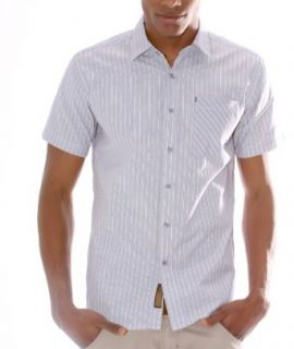 """191 Unlimited """"Eloquent"""" Slim Fit Short Sleeve Shirt (XXL) at  Men�s Clothing store Button Down Shirts"""