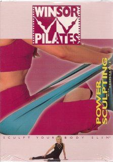 Winsor Pilates Power Sculpting with Resistance (DVD): Mari Winsor: Movies & TV