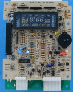 PREMIUM POWER WB12K5005R General Electric Range Control Board: Cell Phones & Accessories