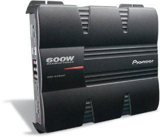 Pioneer GM 6200F 4 Channel Power Amplifier  Vehicle Receivers