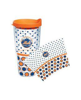 Tervis Tumbler New York Mets 24 oz. Polka Dot Tumbler   Sports Fan Shop By Lids   Men