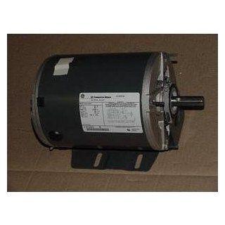 GENERAL ELECTRIC 5KH49PN6055/H168 1/3 HP ELECTRIC MOTOR VOLTS 115/230 RPM 1140   Electric Fan Motors