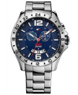 Tommy Hilfiger Watch, Mens Stainless Steel Bracelet 1710296   Watches   Jewelry & Watches