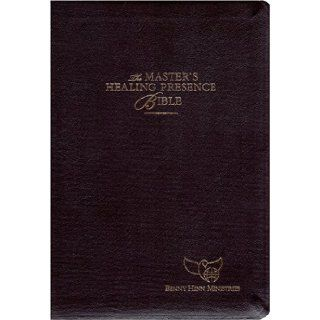 The Master's Healing Presence Bible By Benny Hinn Ministries (KJV): Benny Hinn, Charles Finney, John G. Lake, Martin Luther, D. L. Moody, Oral Roberts, Charles Spurgeon, John Wesley, George Whitefield, Smith Wigglesworth: Books