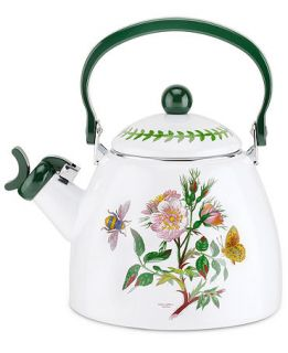 Portmeirion Tea Kettle, Botanic Garden Whistling   Serveware   Dining & Entertaining