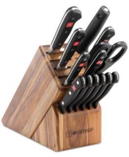 Wusthof Classic Santoku Knife, 7 Hollow Edge   Cutlery & Knives   Kitchen