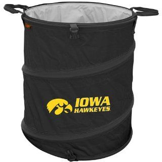 Logo Chair Iowa Hawkeyes NCAA Collapsible Trash Can LCC 155 35 : Sports Related Merchandise : Sports & Outdoors