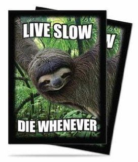 Ultra Pro Sloth Standard Sleeves Toys & Games