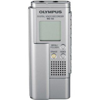 Olympus WS 100 64 MB Digital Voice Recorder with USB Interface Electronics