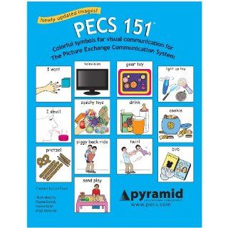 PECS 151: 1 inch Picture Symbols for the Picture Exchange Communication System : Office Products