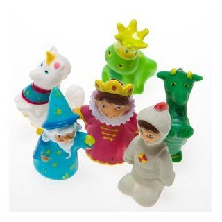 Fairy Tale Finger Puppets Toys & Games