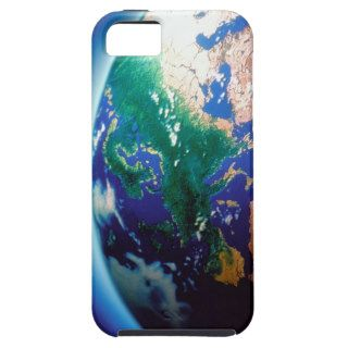 Earth atmosphere, ozone layer, computer graphic 2 iPhone 5 case