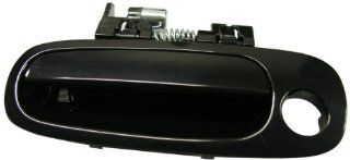 Depo 312 50012 122 Toyota Corolla Front Driver Side Replacement Exterior Door Handle Automotive