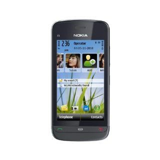 Nokia C5 3G Cellphone Unlocked: Cell Phones & Accessories
