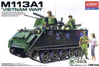 Academy Plastics 13266 1/35 M113A1 APC Vietnam: Toys & Games