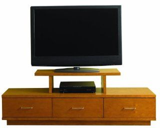 Welton AV114C 5th Avenue Home Theater Credenza (Light Cherry): Electronics