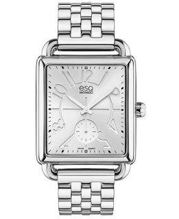 ESQ Movado Womens Swiss ESQ Origin Stainless Steel Bracelet Watch 30mm 07101407   Watches   Jewelry & Watches
