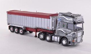 DAF XF 105, Christie MacDonald, Saddle dump truck , Model Car, Ready made, Corgi 150 Corgi Toys & Games
