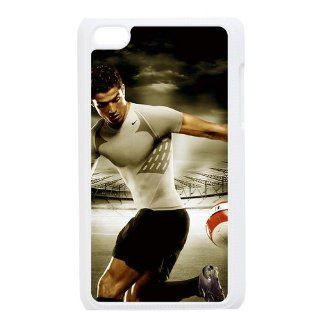 Ipod Touch 4 Phone Case Cristiano Ronaldo B 552335830284: Cell Phones & Accessories