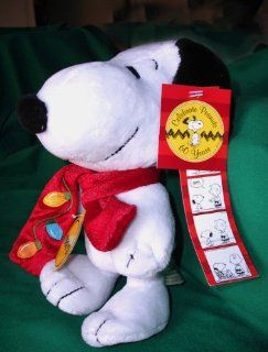 Celebrate Peanuts 60 Years   1980's Christmas Snoopy Toys & Games